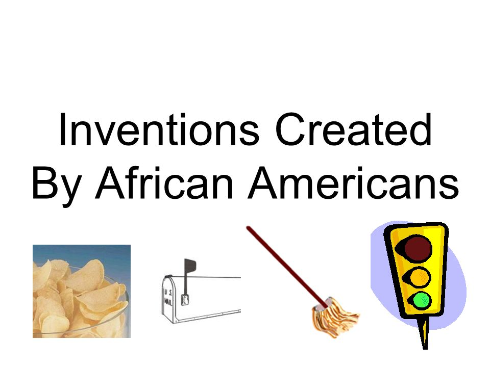 Inventions Created By African Americans