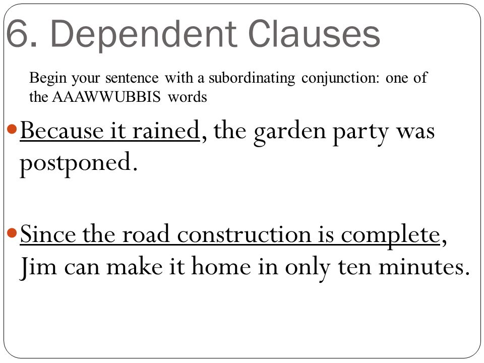 tips for adding variety to boring sentences - ppt download
