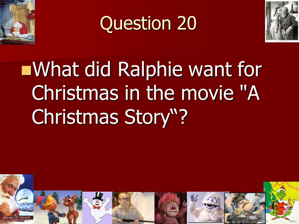 Christmas trivia game. - ppt video online download