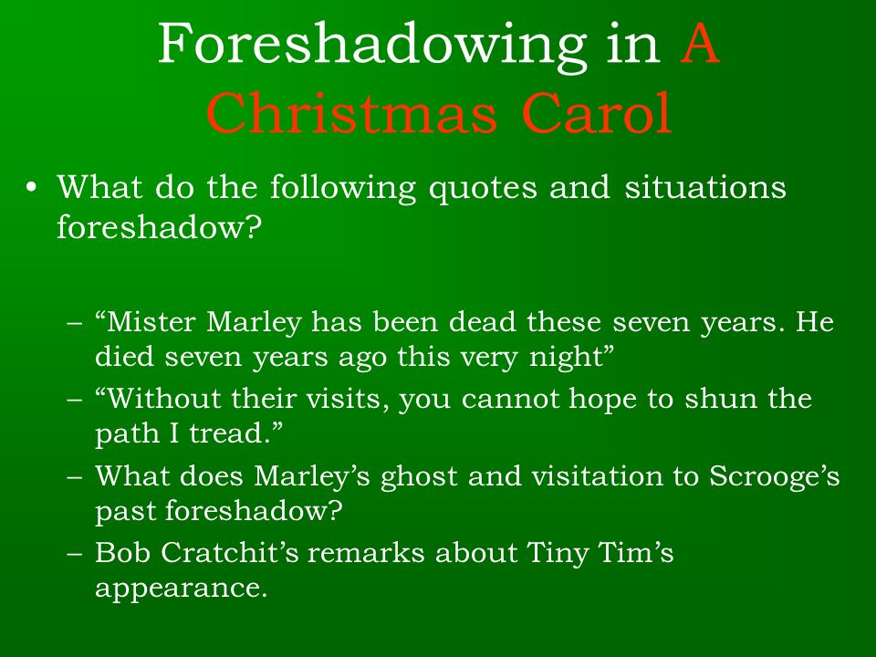 Literary Elements in A Christmas Carol - ppt video online download