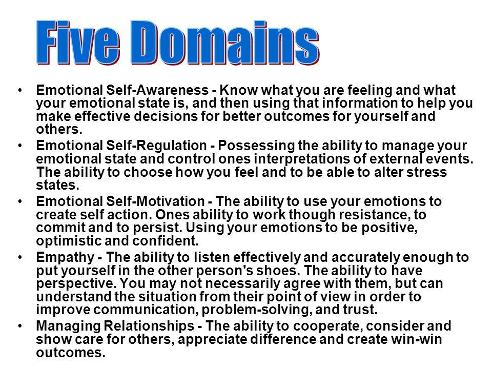 Five Domains