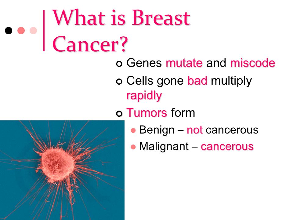 What is Breast Cancer Genes mutate and miscode