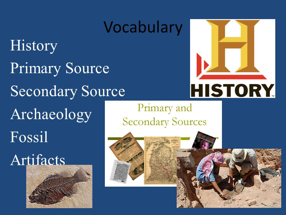how to find primary sources for history