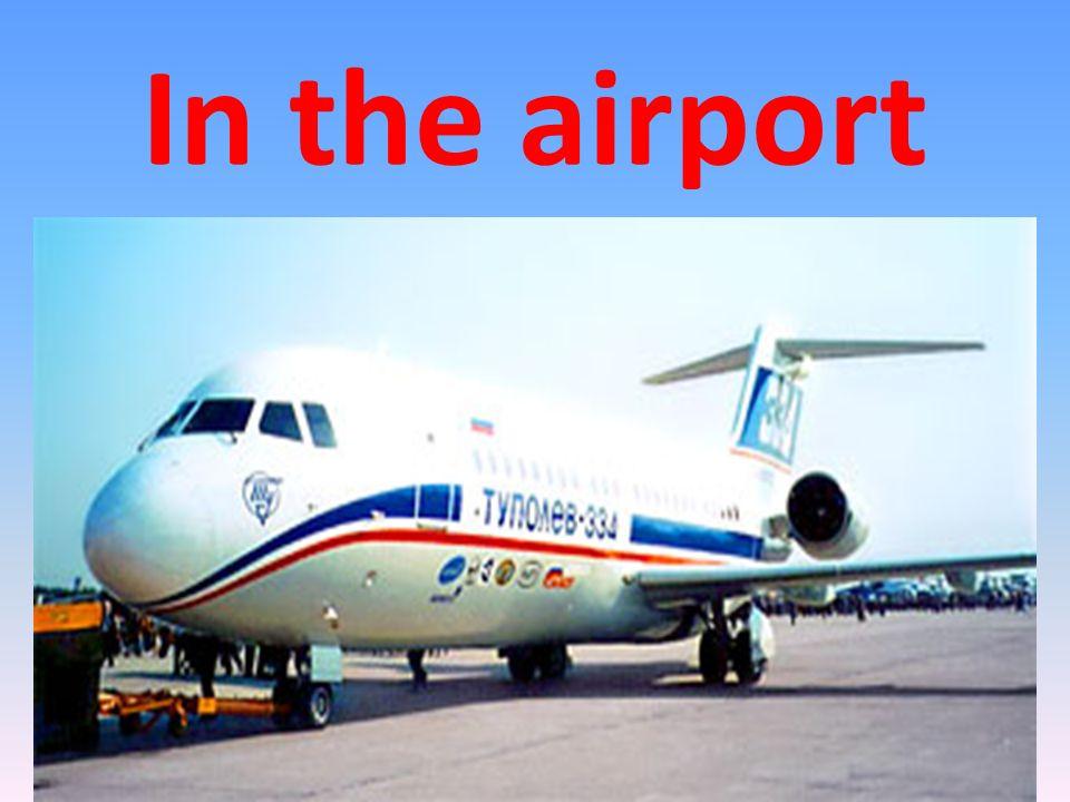 Проект по английскому языку 10 класс тема аэропорт