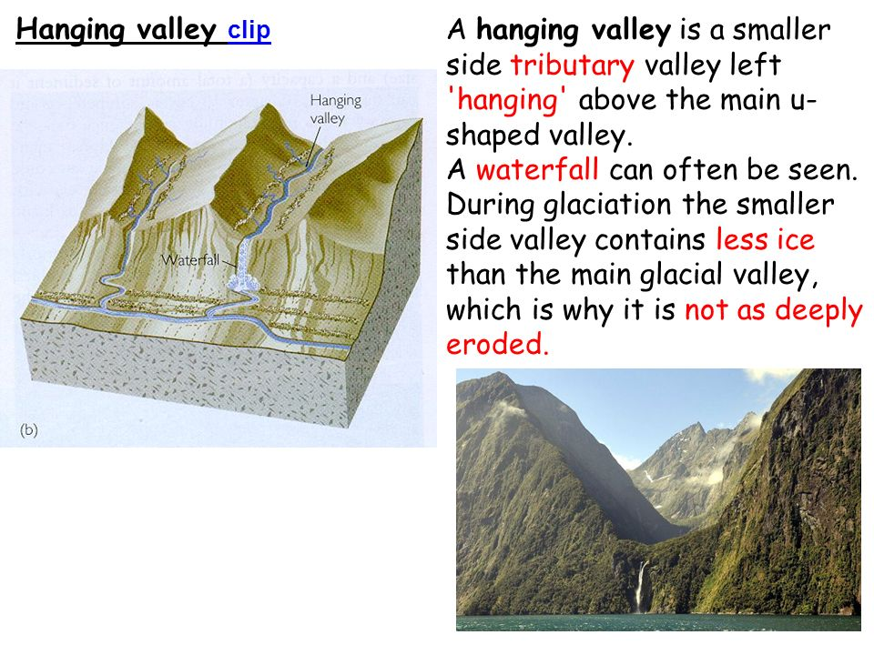 National geography glaciation revision ppt download