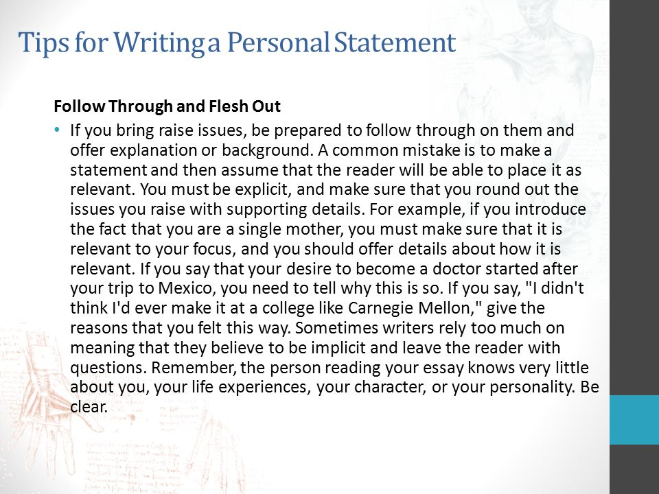 implicit and explicit personality essay The essay doesn't have to describe an event, either you're supposed to provide clarity on who you are, what makes you different, and how you can contribute to the college if a significant event demonstrates that, then go for it.