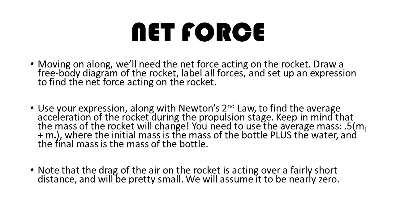 The physics of bottle rocketry ppt download 7 net pooptronica