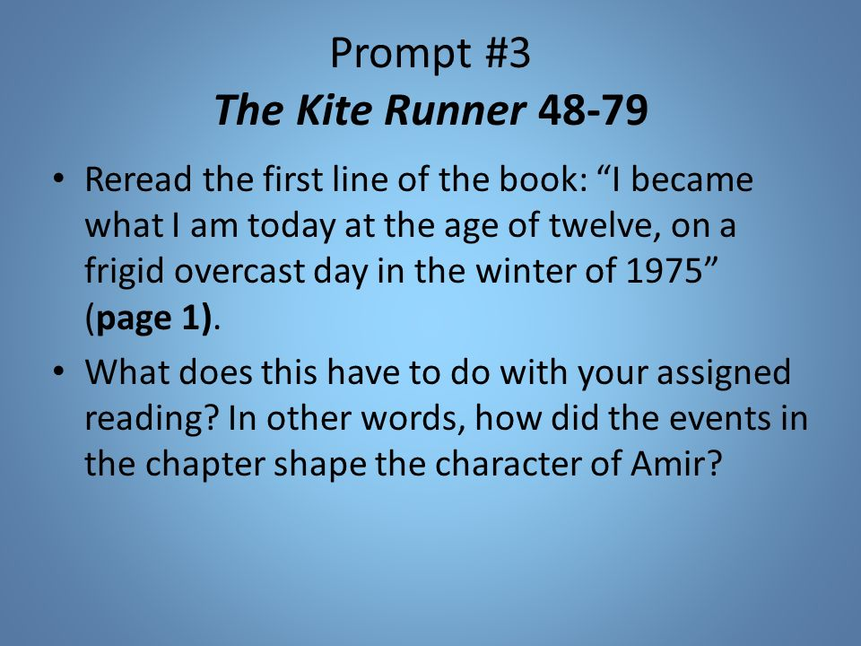 how does the kite runner relate to the 5 themes of geography In an effort to keep a current collection of resources for teaching the kite runner  related posts: search this blog about me jen ward view my complete profile.