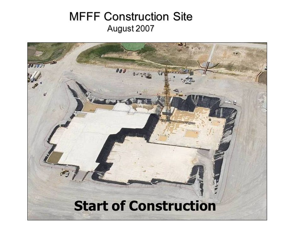 MFFF Construction Site
