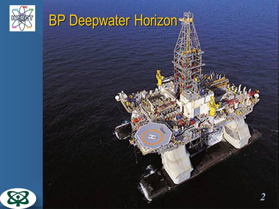 27 March 2017 BP Deepwater Horizon