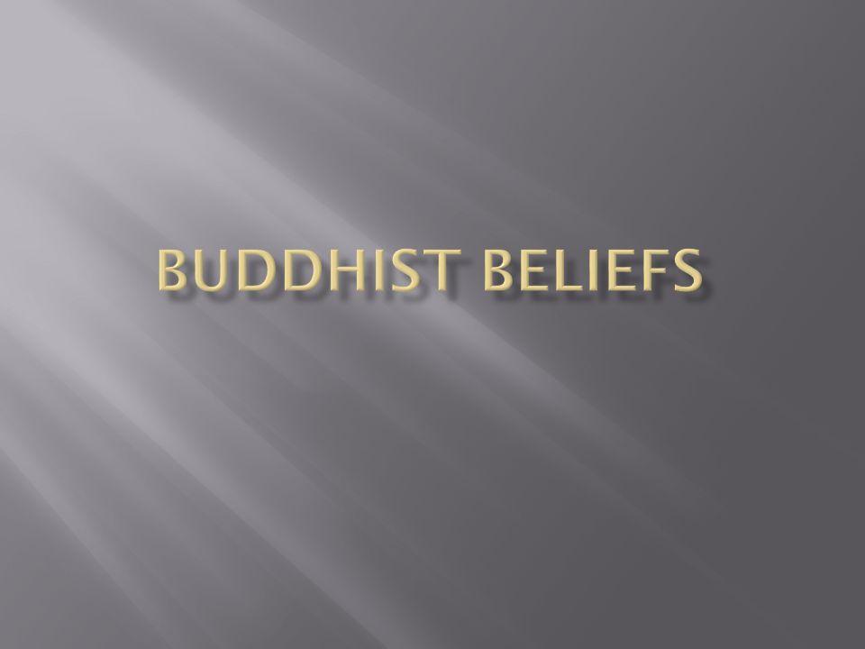 Buddhist Beliefs