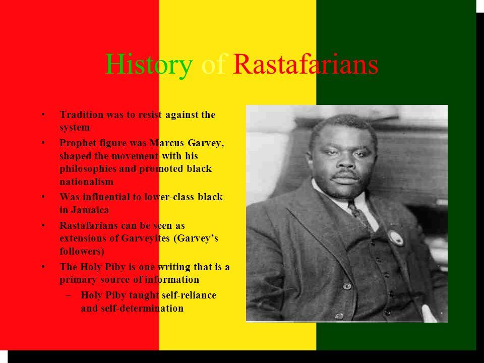 History of Rastafarians
