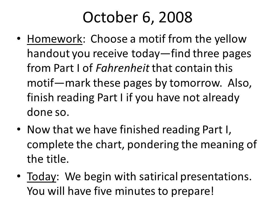 October 6, 2008