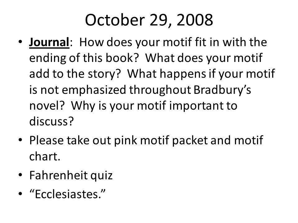October 29, 2008