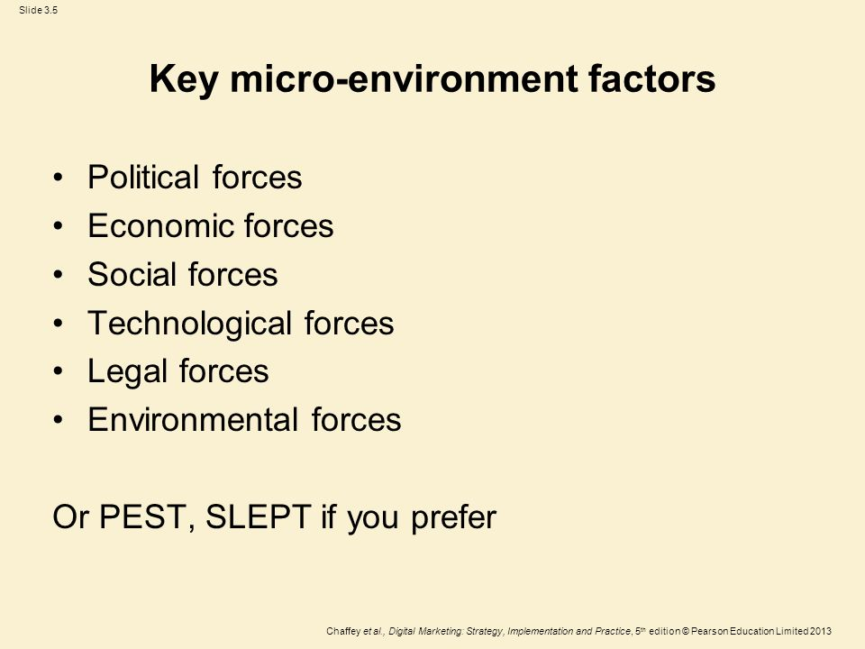 5 factors of political socialization