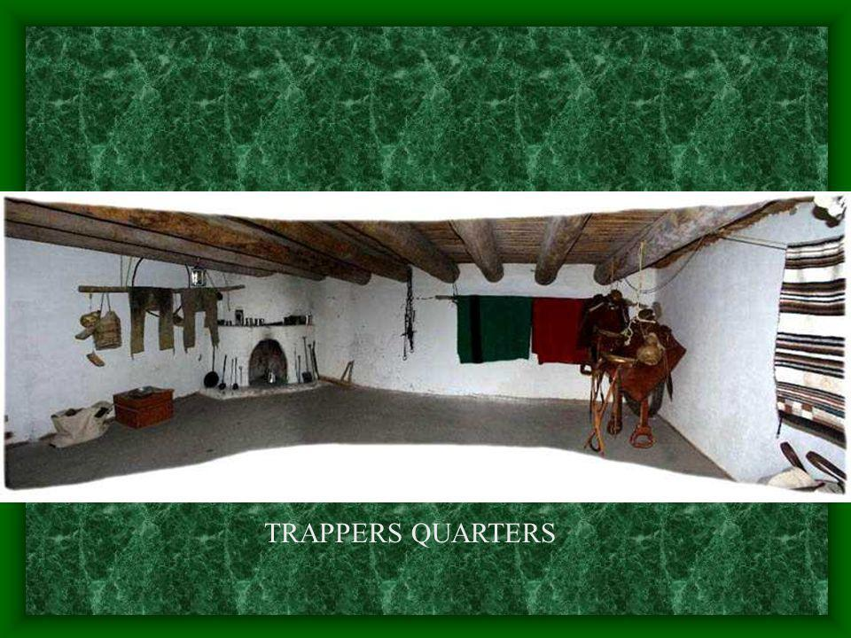 TRAPPERS QUARTERS