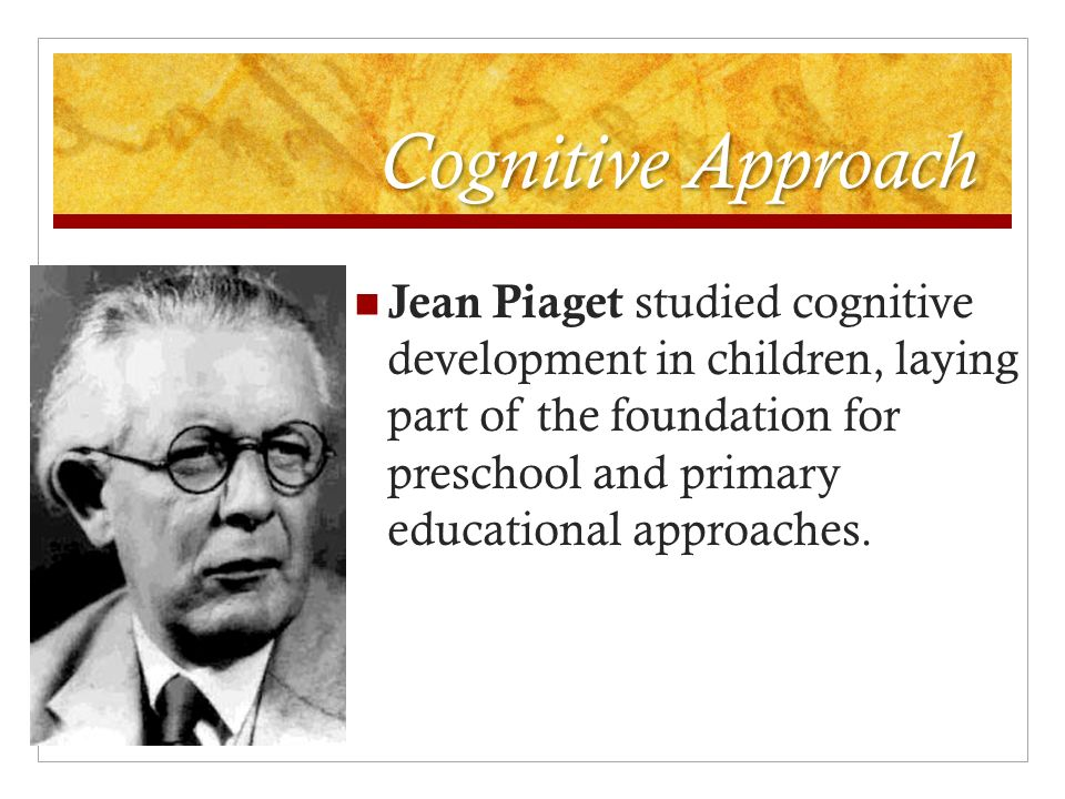 jean piagets research on cognitive development in the 20th century Jean piaget was a swiss he formulated an outstandingly well-articulated and integrated theory of cognitive development piaget was a highly 20th century's.