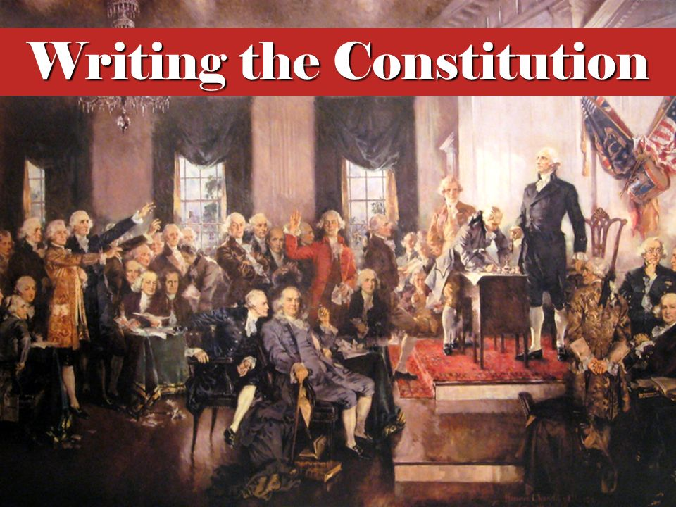writing the constitution The framers of the american constitution were visionaries they designed our constitution to endure they sought not only to address the specific challenges facing the nation during their lifetimes, but to establish the foundational principles that would sustain and guide the new nation into an uncertain future the text of the.