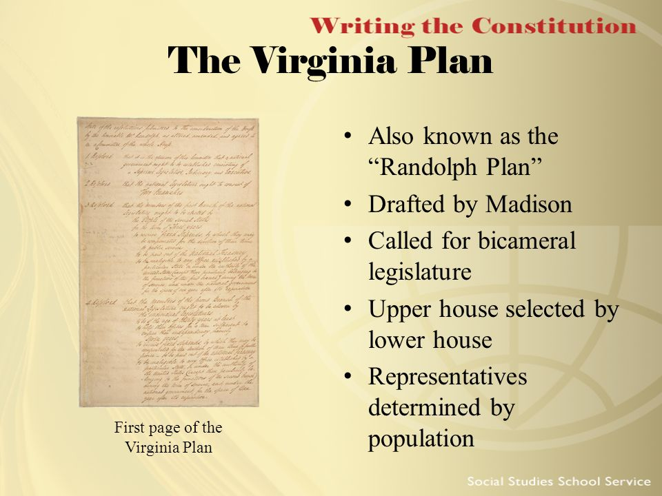Writing The Constitution Ppt Download