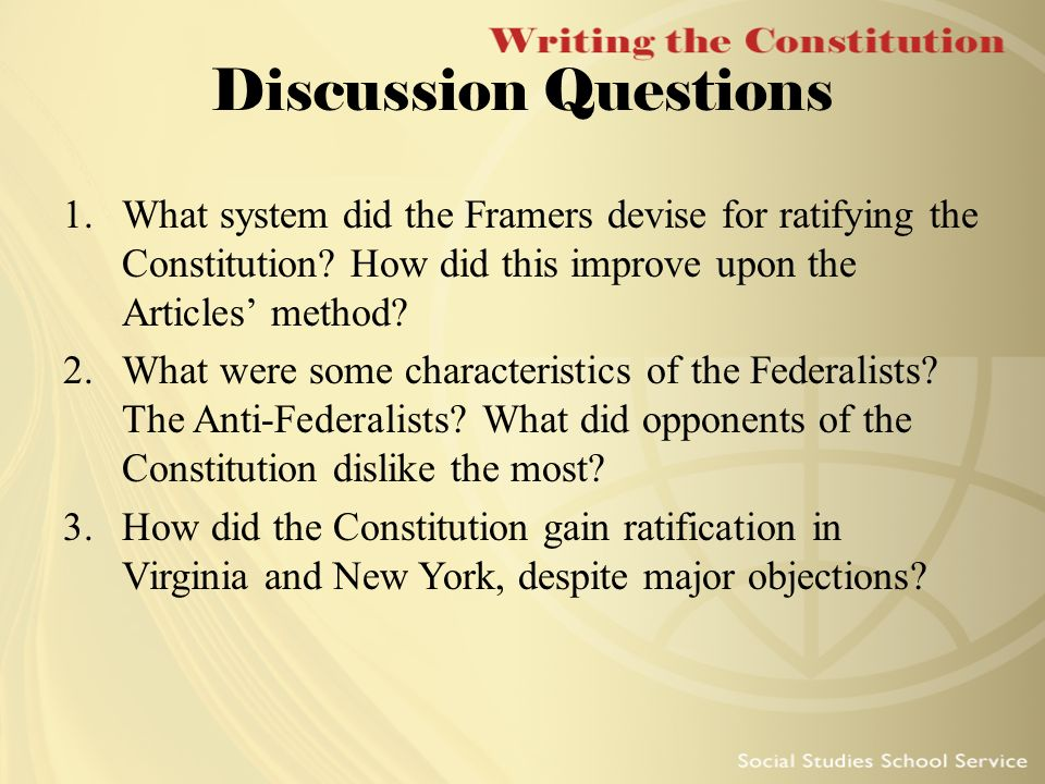 a discussion on how the constitution protects the civil rights of americans John locke explained that civil government properly exists to more effectively protect the rights that challenge to americans as you read the constitution.