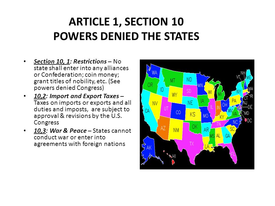 Parts Of The Constitution Ppt Download