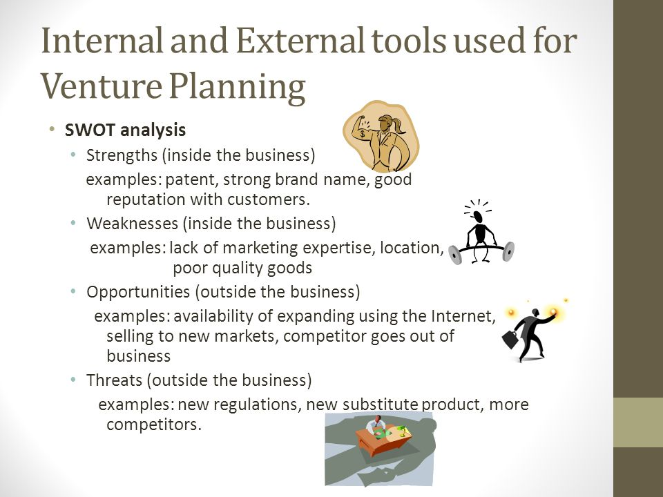 examples of internal and external customers External customers use a company's products or services but are not part of the company an external customer is an individual who enters the store and buys merchandise internal customers are members of an organization who depend on the assistance of one another to accomplish their job .