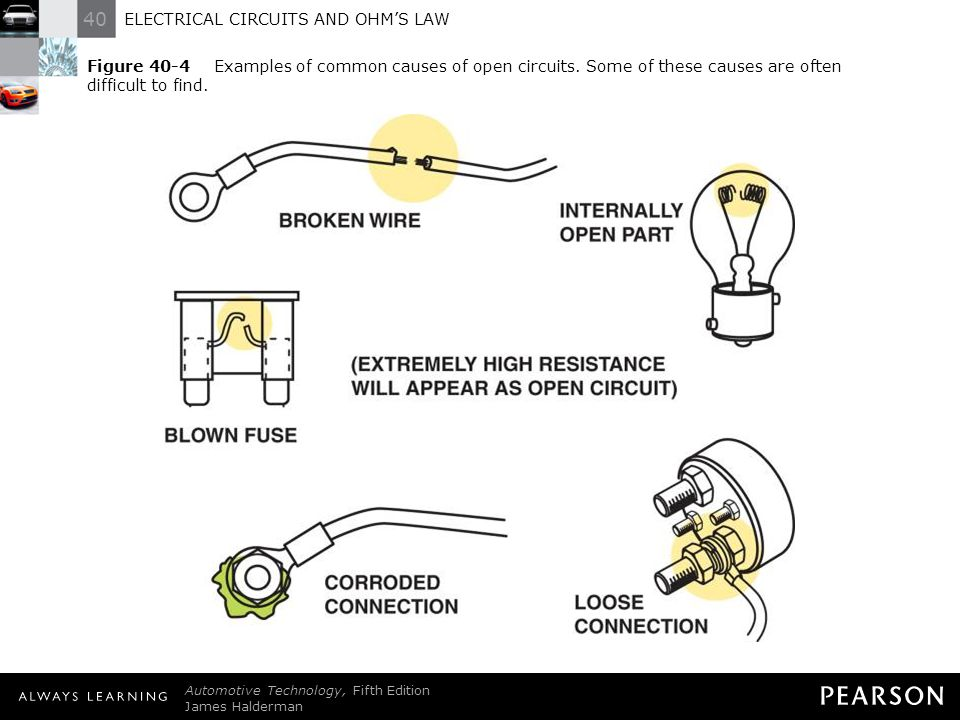 Electrical circuits and ohm's law ppt video online download on automotive electrical system basics car electrical system troubleshooting Dual Auto Battery Charging System