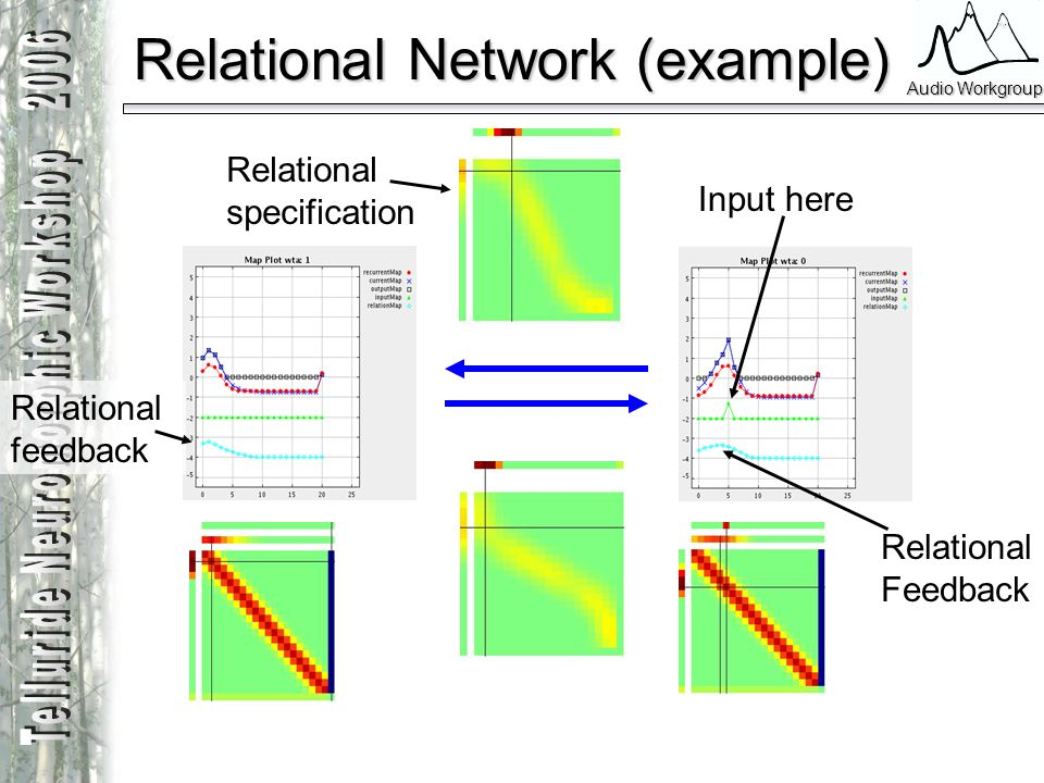 Relational Network (example)