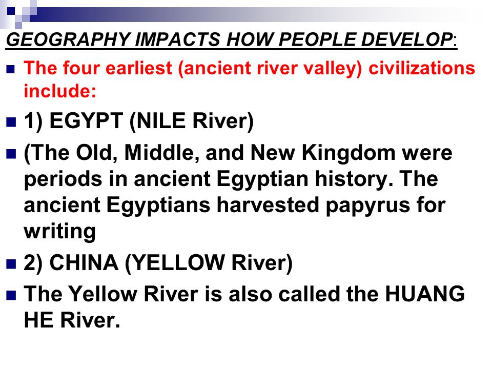 Geography of egypt essay