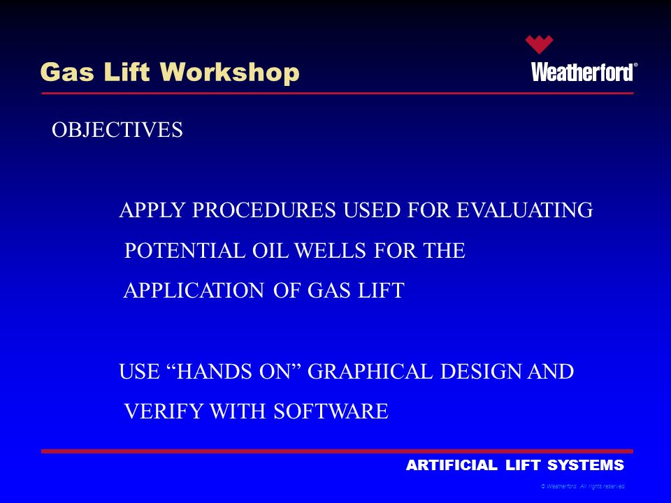 Gas Lift Process : Objectives for basic gas lift seminar ppt video online