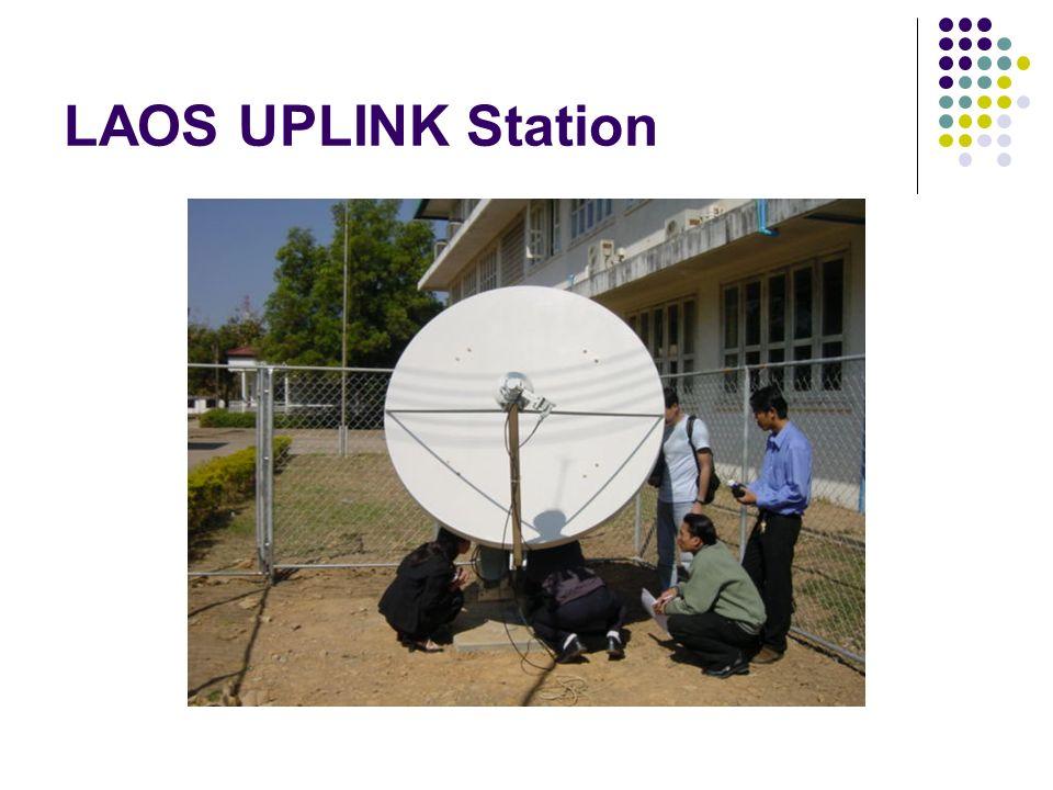 LAOS UPLINK Station