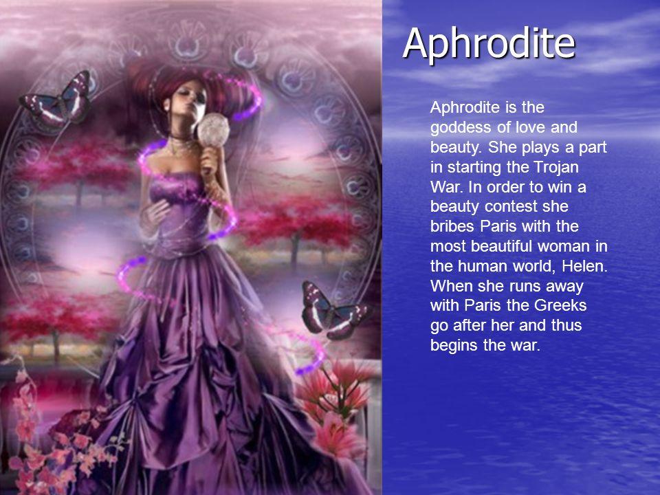 aphrodite and paris relationship problems