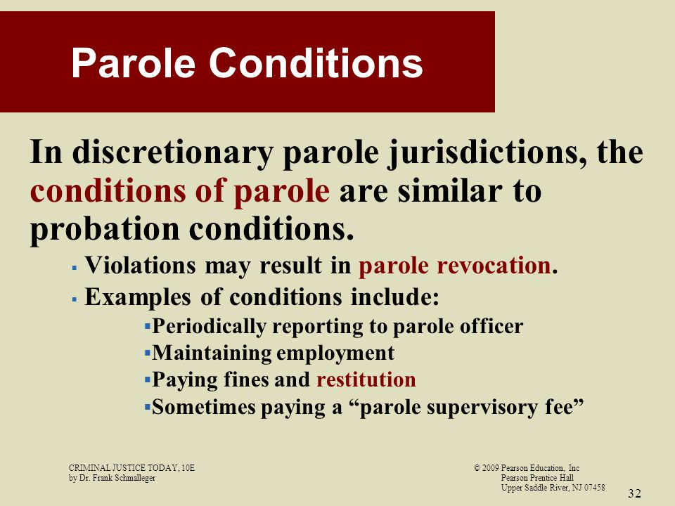 the advantages and disadvantages of probation Get an answer for ' what are some of the advantages and disadvantages of probation services being centralized or decentralized should it be administered by the executive branch or the judiciary.