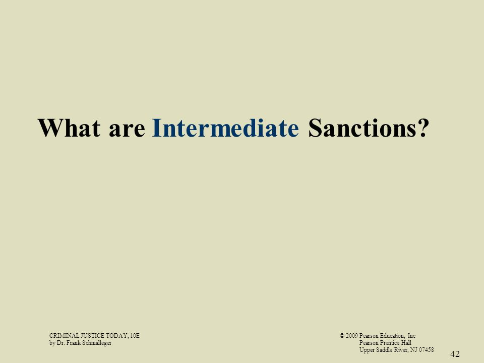 intermediate sanctions 3 intermediate sanctions: the statutory scheme an excess benefit transaction is any transaction in which an economic benefit is provided by an applicable tax-exempt.