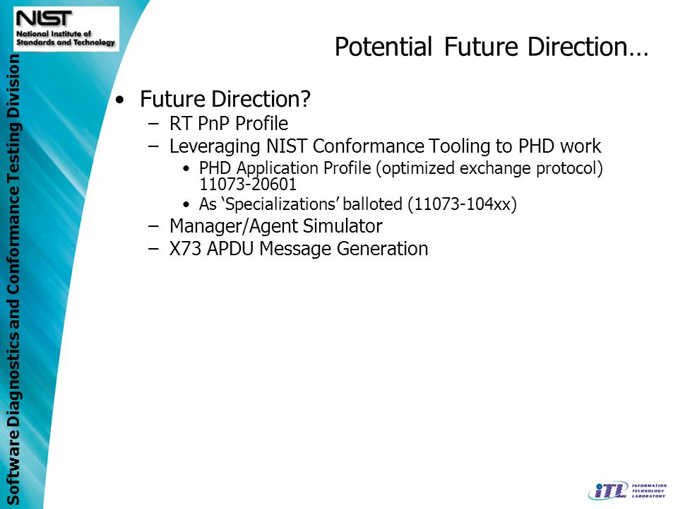 Potential Future Direction…