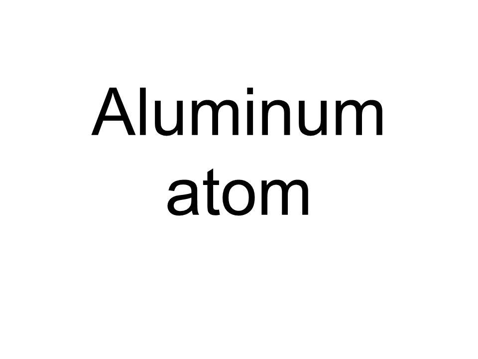 Aluminum atom