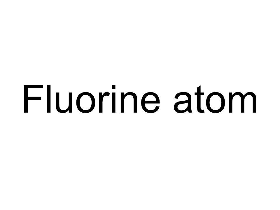 Fluorine atom
