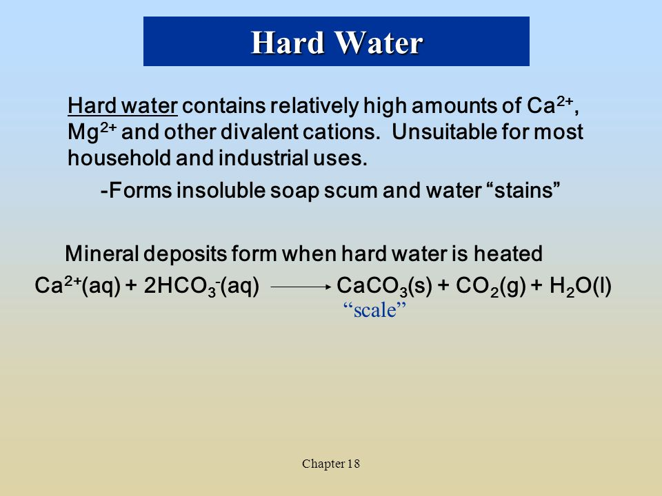 Chapter 18 Chemistry of the Environment - ppt video online download