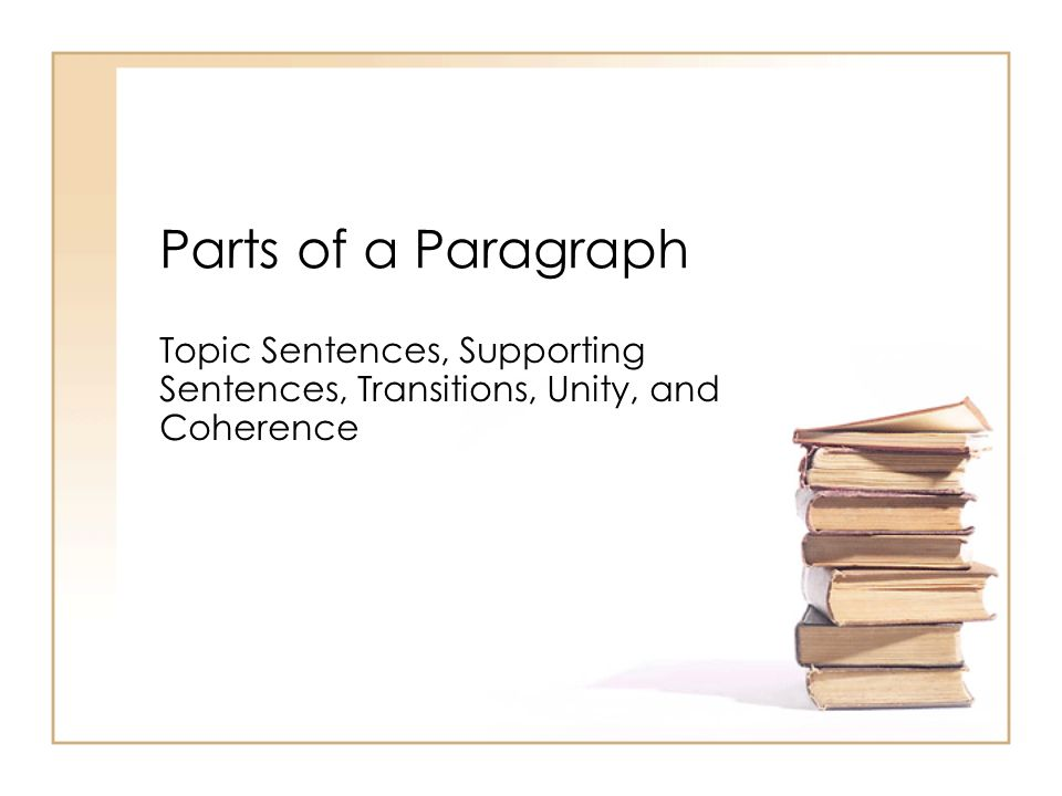 transitions for sentences