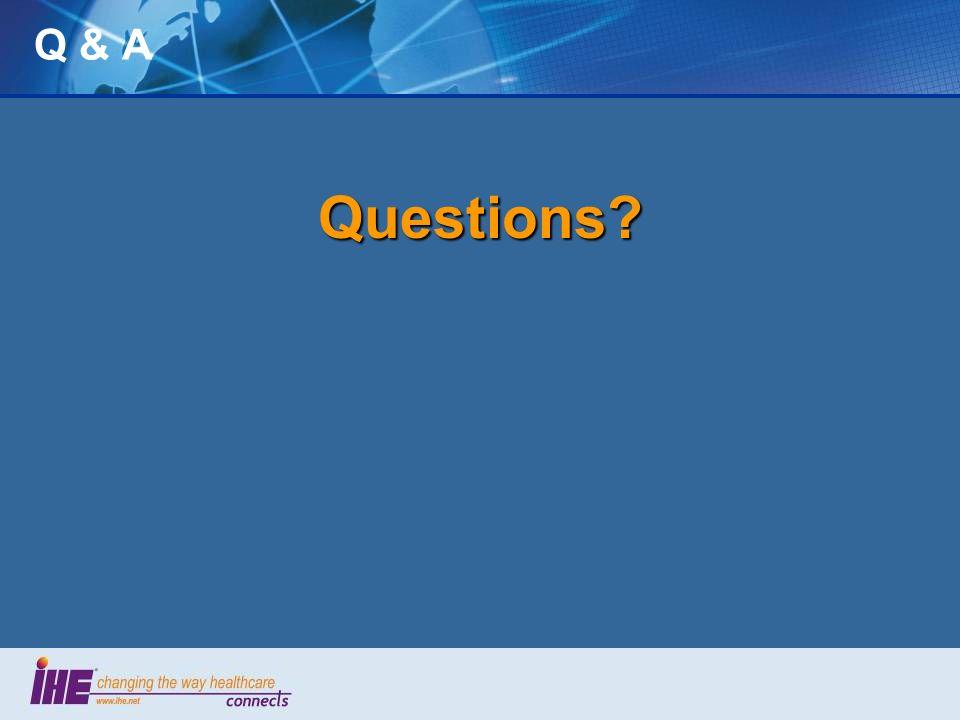 Q & A Questions 67