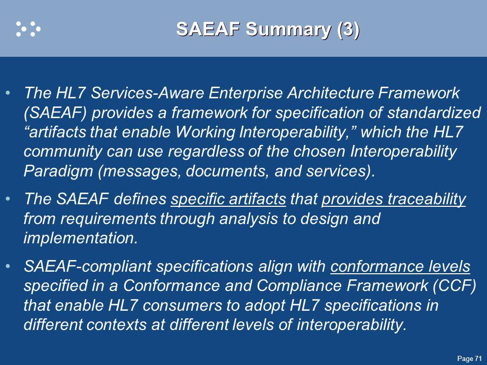 SAEAF Summary (3)