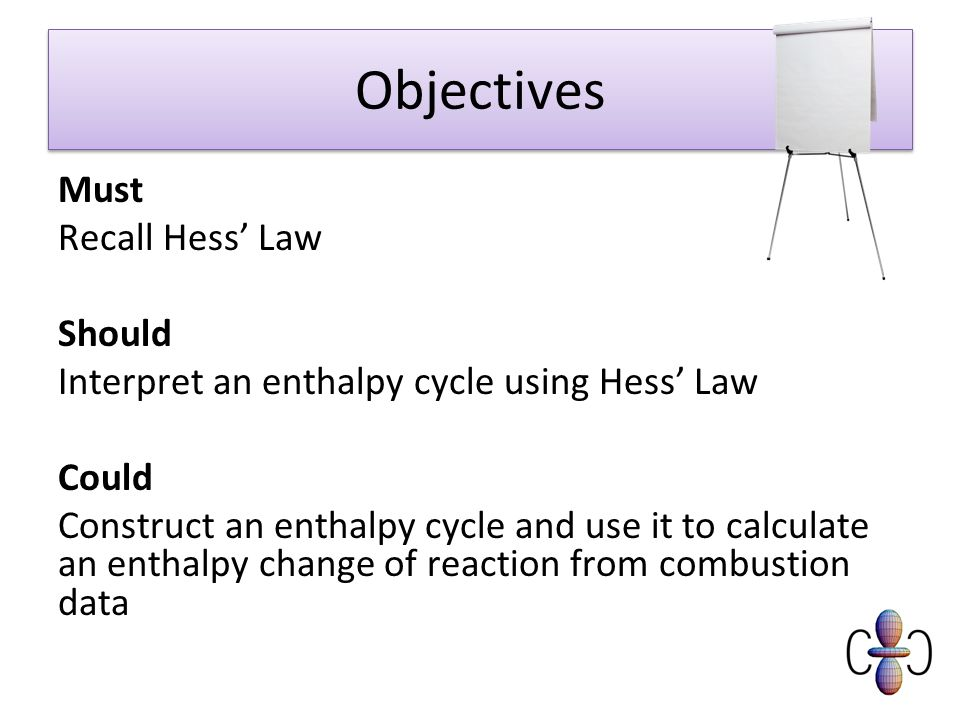 Lesson 5 – Hess' law and enthalpy cycles - ppt video ...