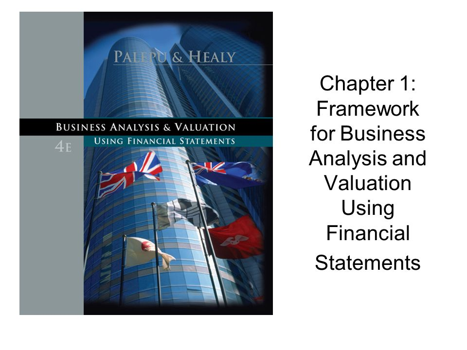 financial statement analysis and stock valuation Learning objectives 5 c hapter introduction to financial statement analysis 1 explain the purpose of financial statement analysis 2 understand the rela- tionships between finan-cial statement numbers.