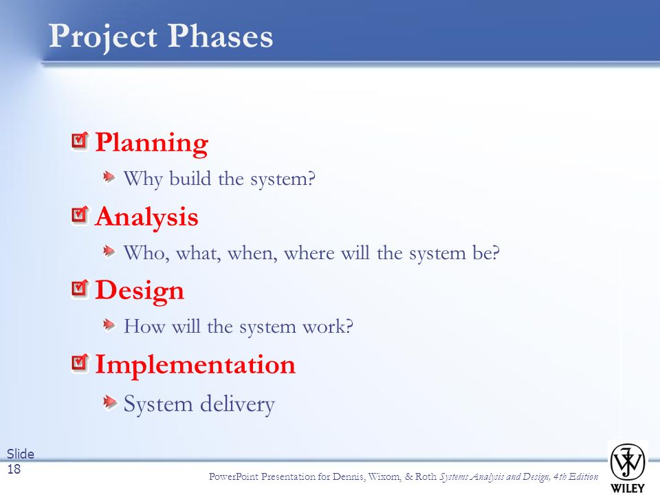 Systems Analysis And Design Chapter 1 Ppt Video Online Download
