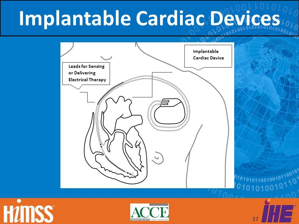 Implantable Cardiac Devices