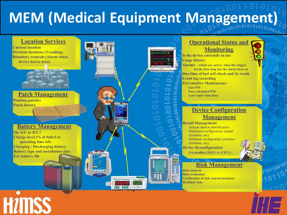 MEM (Medical Equipment Management)