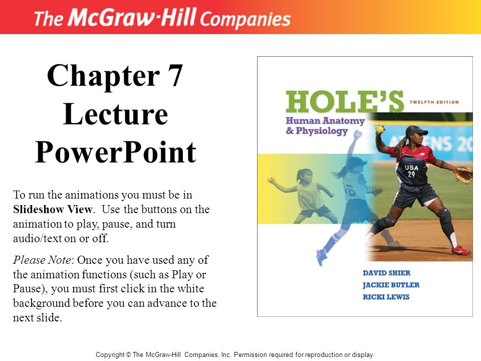 Chapter 7 Lecture PowerPoint - ppt download