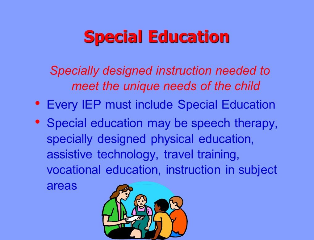 Teaching Special Education