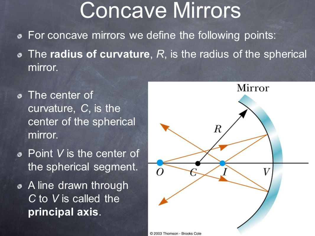 Physics 1c lecture 26a ppt video online download for Mirror definition