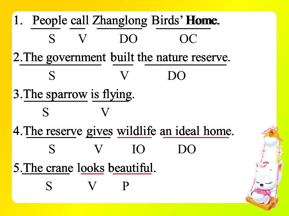 People call Zhanglong Birds' Home.